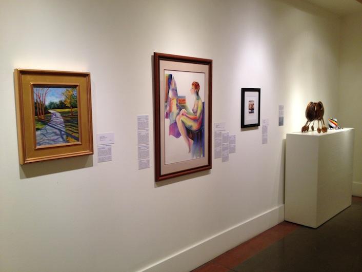 Indpls Art Center Exhibit