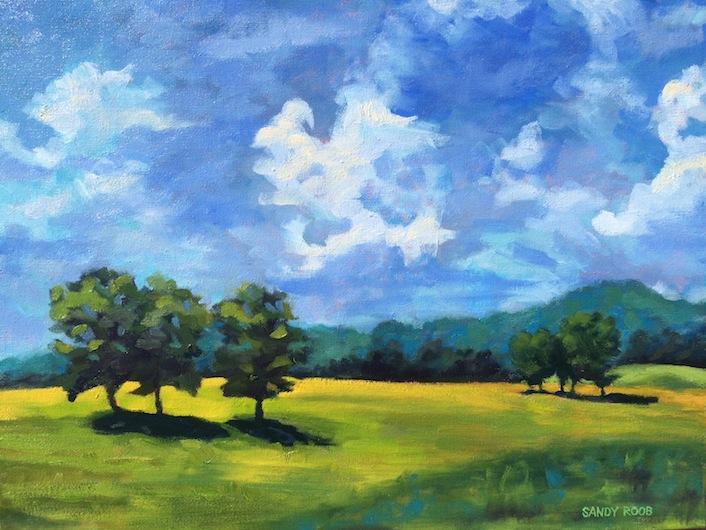 Mountainside Meadow